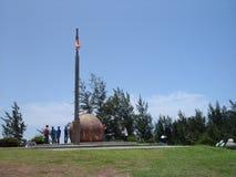 Punta del Borneo, Simpang Mengayau Immagini Stock Libere da Diritti