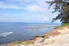 Punta del Borneo, Simpang Mengayau, Sabah, Malesia Fotografia Stock