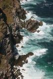Punta del cabo Imagen de archivo libre de regalías