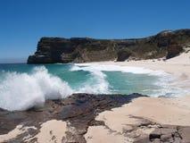 Punta del cabo, Suráfrica Imágenes de archivo libres de regalías