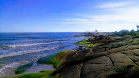 Punta Del Diablo Obrazy Royalty Free