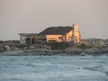Punta del Diablo Στοκ εικόνες με δικαίωμα ελεύθερης χρήσης