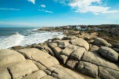 Punta del Diablo Royalty Free Stock Photography