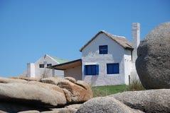 Punta del Diablo, Uruguai Immagine Stock