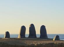 Punta del Este Fotografia Stock