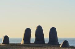 Punta del Este Immagini Stock