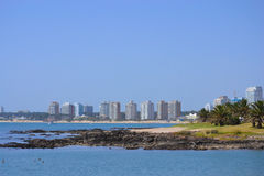 Punta del Este Bay Stock Photos