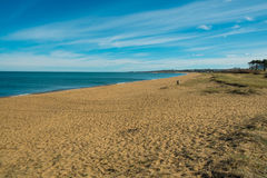 Punta del Este royalty free stock photography