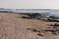 Punta del Este Beach Uruguay Royalty Free Stock Image