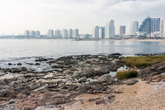 Punta del Este Beach Uruguay Stock Photography