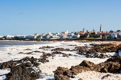 Punta del Este, Maldonado, Uruguai Imagem de Stock Royalty Free