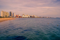 Punta del Este Stock Photo
