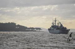 Punta del Este, Uruguay, acht Juni zwei tausend und sechzehn PET stockfotos