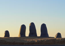 Punta del Este Stock Image