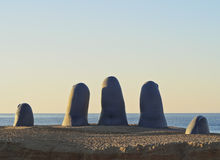 Punta del Este Royalty Free Stock Images