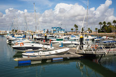 Punta Del Moral, Marina, Spain Royalty Free Stock Photo