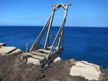 Punta del sur Foto de archivo libre de regalías