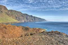 Punta del Teno Royalty Free Stock Photography