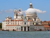 Punta della dogana on the giudecca Canal in Venice Stock Image