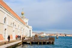 Punta della Dogana, Venice Royalty Free Stock Photos