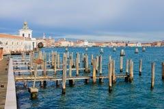 Punta della Dogana, Venice Stock Images