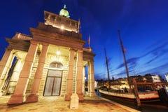 Punta della Dogana in Venice Royalty Free Stock Images