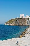 Punta della Madonna, Ponza Royalty Free Stock Photography