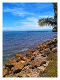 Punta Gorda, Belize stockfotografie