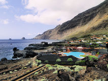 Punta Grande, Hierro, Canary Islands Stock Images