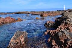 Punta-Hidalgo Stockbilder