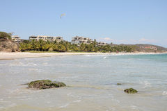 Punta Mita Beach Stockbild