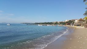 Punta mita beach. Punta mita mexico beach