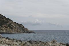 Punta Molentis Стоковое Изображение RF