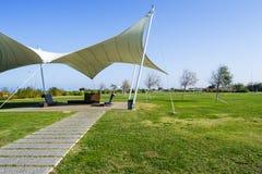 Punta Perotti parkerar Royaltyfri Bild