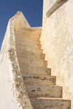 Punta Pizzo Tower's Stair (Puglia, Italy) Stock Photos