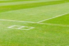Punta que espera para el jugador substituto Imagen de archivo