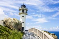 Punta Roncadoira, Spagna Fotografia Stock