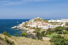 Punta San Francesco Calvi Stock Photography