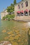 Punta San Vigilio lizenzfreie stockfotografie