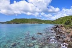 Punta Soldado Beach, Isla Culebra Stock Photography