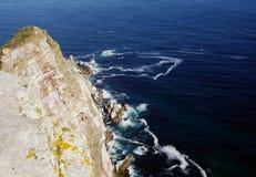Punta Suráfrica del cabo Imágenes de archivo libres de regalías