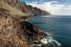 Punta Teno fotografia stock libera da diritti