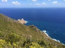 Punta Troia, Marettimo Obraz Stock
