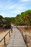 Punta Umbria Hiszpania Zdjęcia Stock