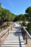Punta Umbria Hiszpania Zdjęcia Royalty Free
