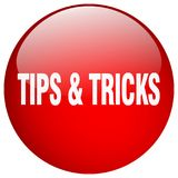 punte & bottone di trucchi illustrazione di stock