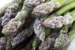 Punte dell'asparago Fotografia Stock
