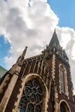 Punte della chiesa Immagine Stock