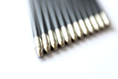 12 punte della freccia Fotografie Stock Libere da Diritti