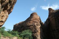 Punte della roccia Fotografia Stock Libera da Diritti
